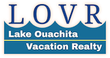 Lake Ouachita Vacation Realty Logo